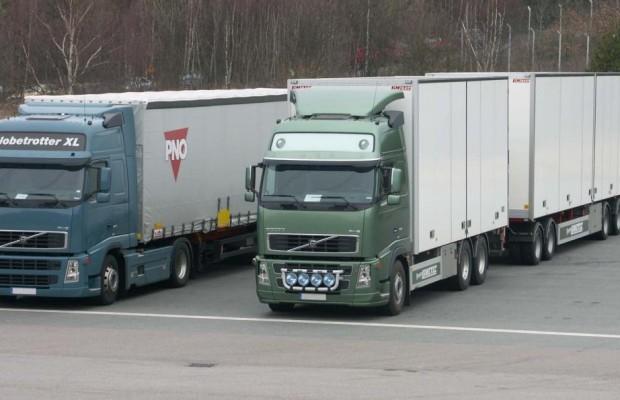 BVerfG: Freie Fahrt für Riesenlaster