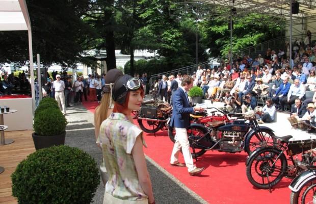 Concorso di Motociclette 2014 - Zweirädrige Ikonen am Comer See