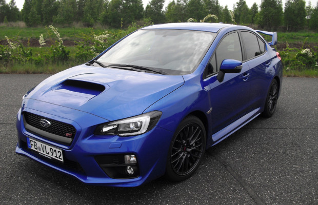 Keine Kompromisse: Subarus neuer WRX-STI-Sportler startet noch im Juni