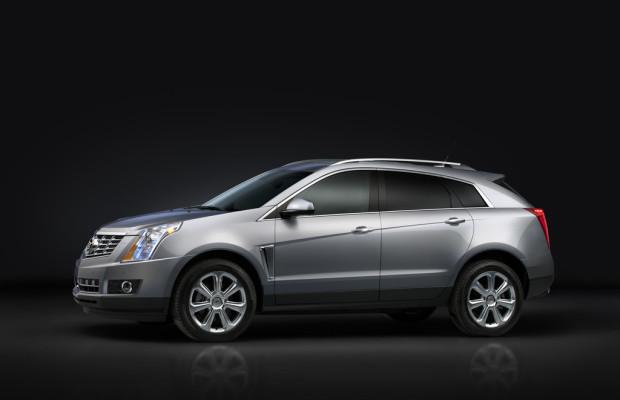 Pressepräsentation Cadillac SRX: Ein Stück Amerika