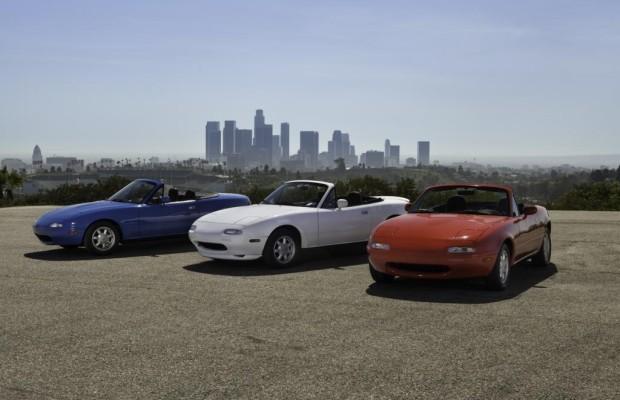 Streng genommen waren es keine Mazda-Entwickler, die den MX-5 erfunden und damit vor 25 Jahren den Roadster gerettet haben.