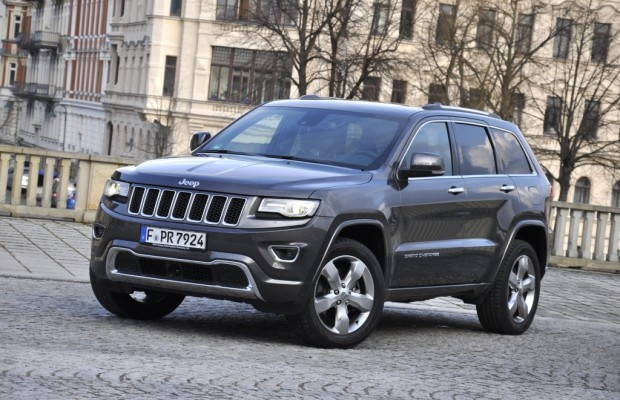 Test Jeep Grand Cherokee Overland -  Angenehme Überraschung