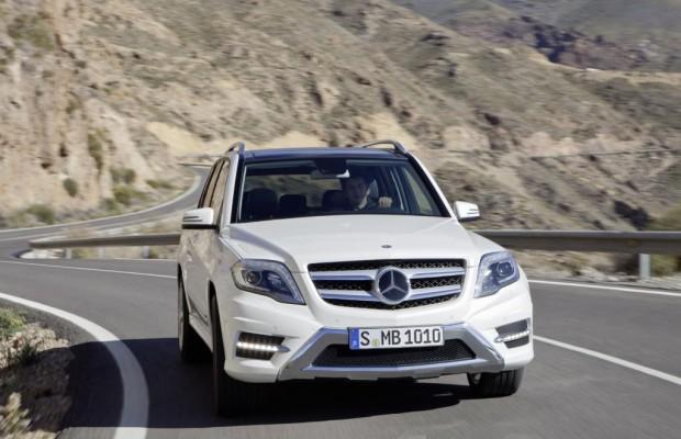 Test Mercedes GLK 350 4matic spurtet souverän