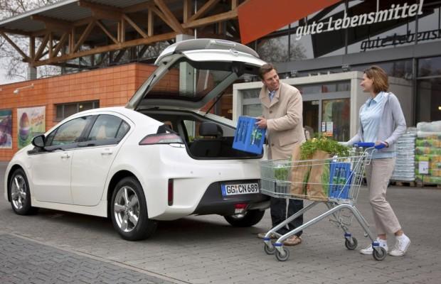 Zeitreise mit einem Elektroauto (8): Transportgeschäft