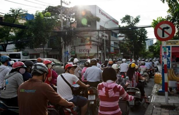 Zweiradmarkt weltweit - Bosch-Technik für Motorräder