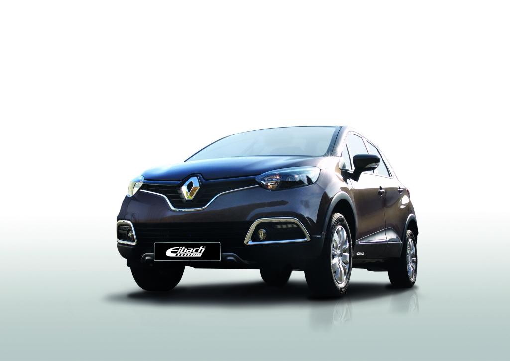 auto.de-Gespräch: Eibach Performance-Höherlegung für SUVs