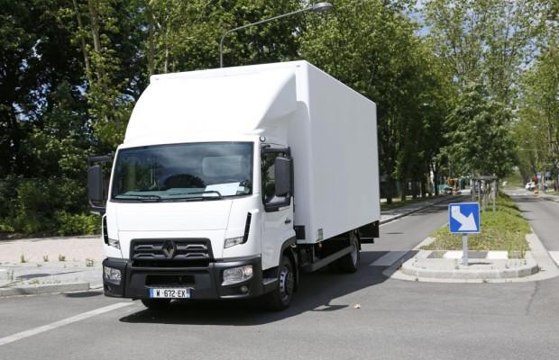 Die neuesten City-Trucks kommen aus Frankreich