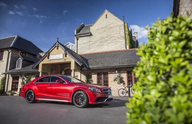 Erste Fahrt in der neue Mercedes CLS-Klasse - Gutes Aussehen ist nicht alles