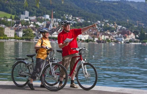 Senioren auf dem Fahrrad - Für jeden Geschmack das passende Rad
