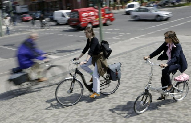 Umfrage: Rad ersetzt Pkw und Motorrad