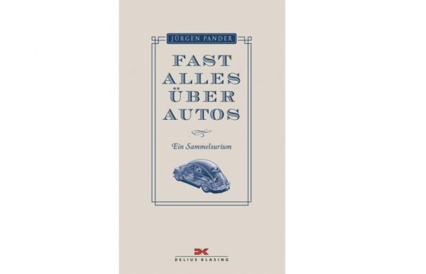 auto.de-Buchvorstellung: Fast alles über Autos - Stöberparadies und Kuriositätenkabinett