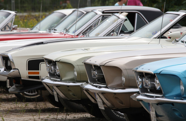 Classic Days: Ford lsst den Mustang hochleben
