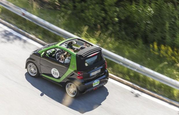 5. Silvretta E-Auto-Rallye - Segel-Regatta im Montafon