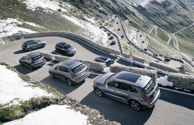 Audi: Quattro-Antrieb als Million-Seller