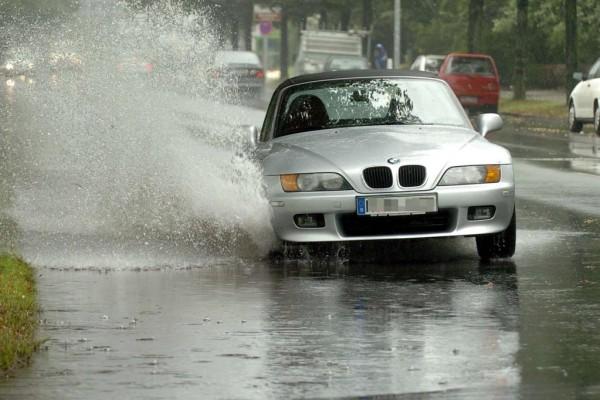 Auto mit Wasserschaden: Rettung mglich
