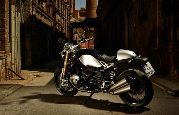 BMW erzielt Halbjahresrekord beim Motorradabsatz