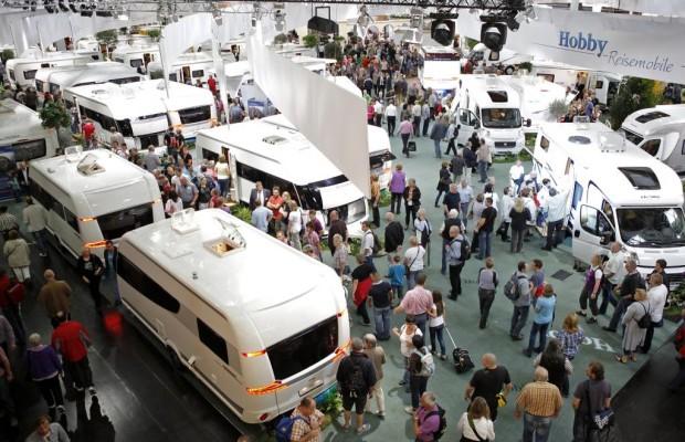 Caravan-Salon: Sparen mit dem Online-Ticket
