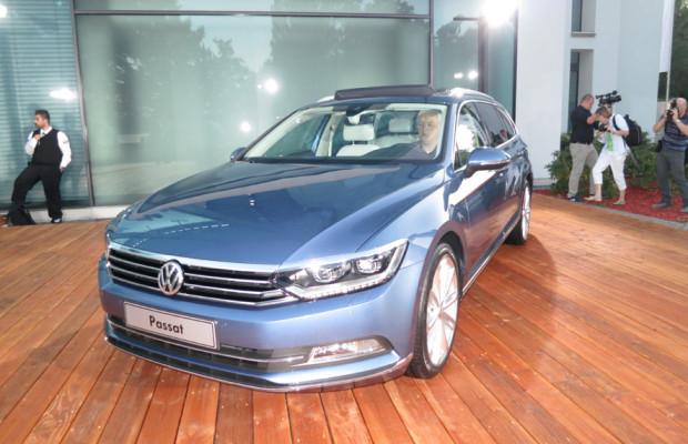 Der neue VW Passat - Premium zu zivilem Preis