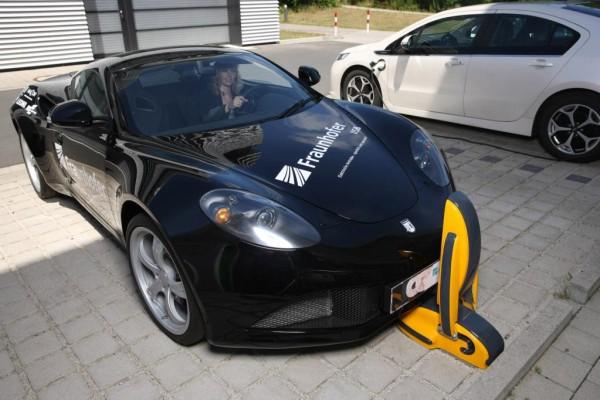 Elektroautos effizient induktiv laden