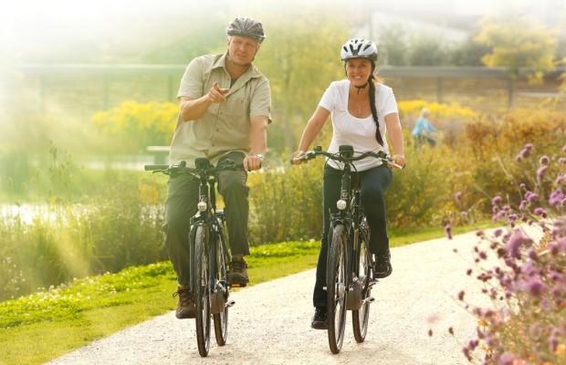 Fahrrad mit Allrad