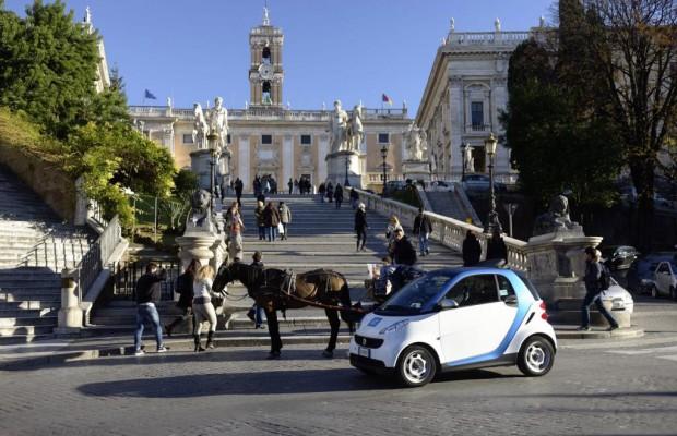 Italienische Städte werden sauberer