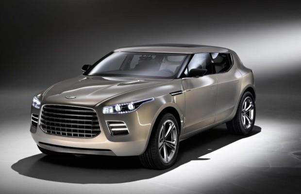 Lagonda-Comeback - Klangvoller Name für neues Scheich-Mobil
