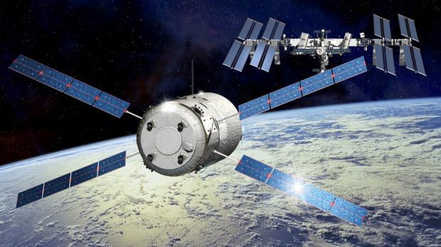 Letzter Einsatz fr den europischen Raumtransporter