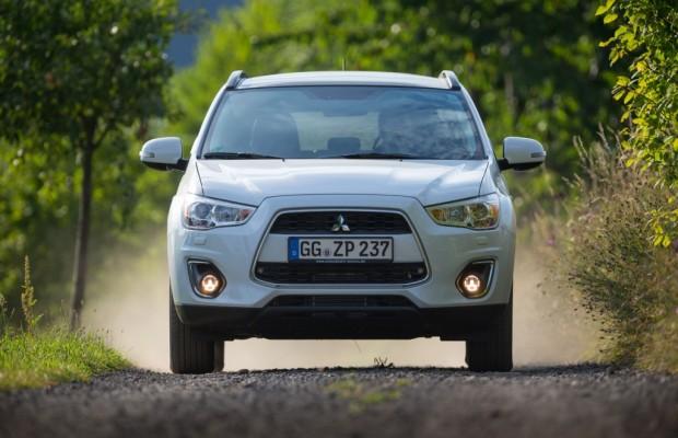 Mitsubishi ASX: Solider Crossover