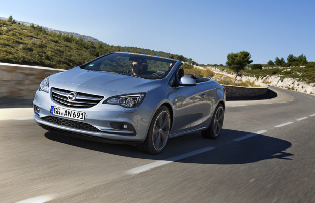Opel - Neue Motoren schaffen neuen Schub