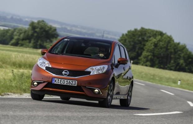 Test: Nissan Note 1.2 - Luftig, aber langsam