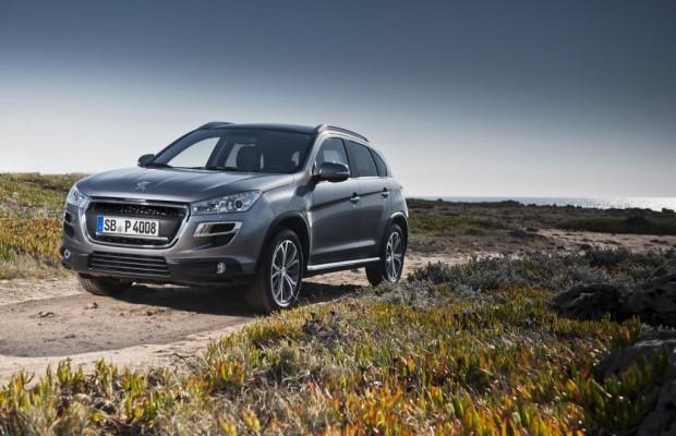 Test Peugeot 4008 - Durchschnitt hinter schicker Fassade