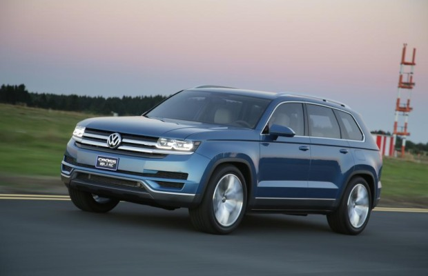 VW in den USA - Neues SUV kommt aus Amerika