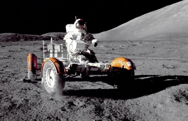 Vor 45 Jahren: Start der Mondrover-Entwicklung - 38 Millionen Dollar für 90 Kilometer