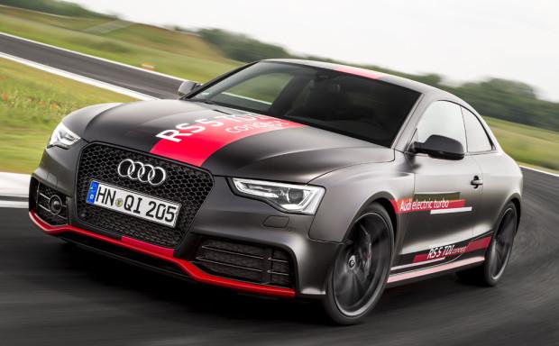 """""""Enormes Moment"""": Unterwegs im Audi-TDI-Prototyp mit elektrischem Verdichter"""