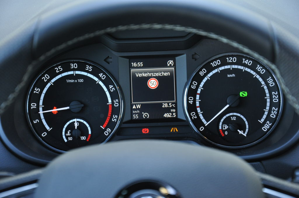 Skoda Octavia RS Combi