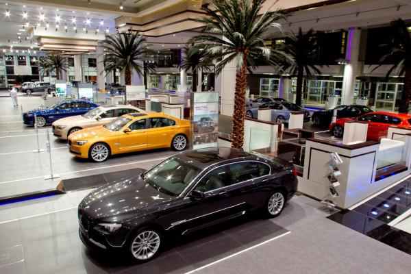 Automobilabsatz: In Europa geht es weiter aufwärts