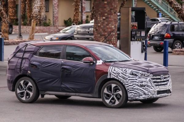 Erwischt: Erlkönig Hyundai ix35 - Die neue Generation