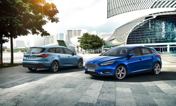 Ford Focus Facelift ab 16 450 Euro bestellbar