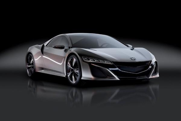Honda NSX: Eine Legende ist zurück