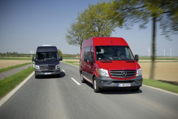 Mercedes-Benz Vito: Nützliches Multitalent mit Pkw-Komfort