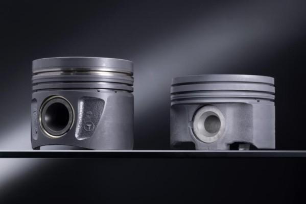 Mercedes-Diesel - Stahl statt Alu für die Kolben