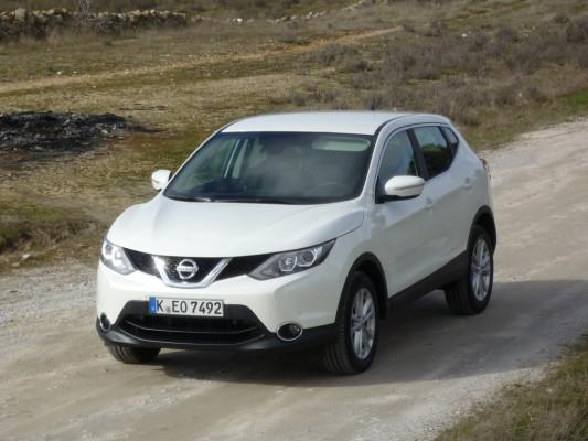 Nissan-Marktanteil jetzt bei 2 Prozent