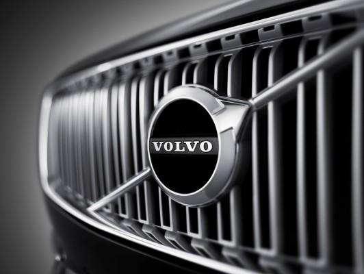 Pressepräsentation Volvo XC90: Thors Hammer