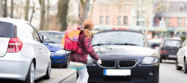 Ratgeber: Den Schulweg trainieren