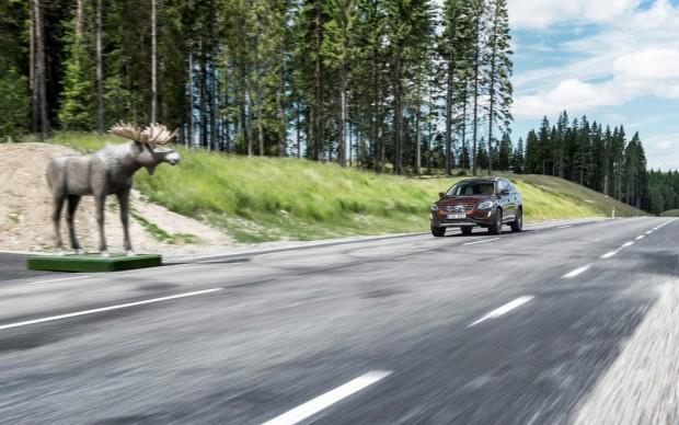 Testzentrum Asta-Zero unterstützt Volvo