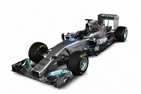 Automechanika lockt mit dem Formel-1-Silberpfeil