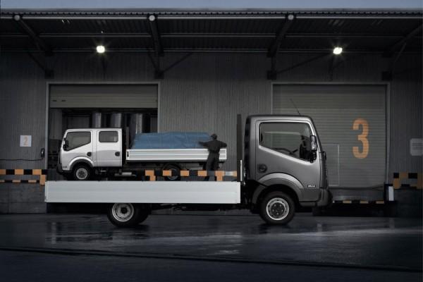 Nissan NT400 Cabstar: Update für den Lastesel