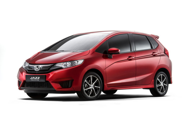 Paris 2014: Honda stellt Prototypen des Jazz aus