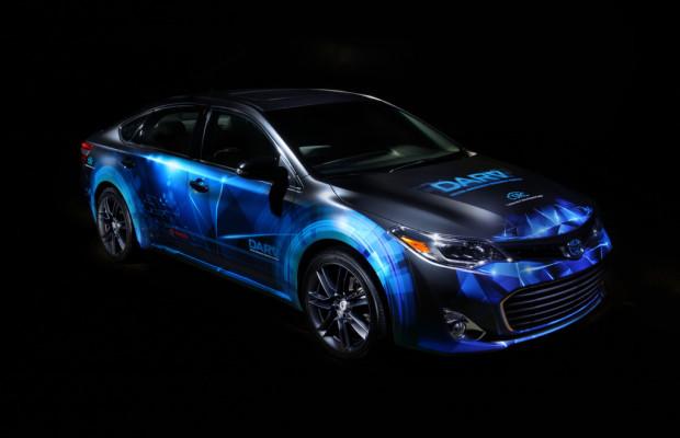Toyotas präsentiert weiterentwickeltes Assistenzsystem AHDA