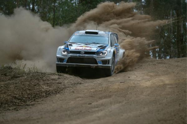 WRC 2014: VW schon jetzt Rallye-Weltmeister